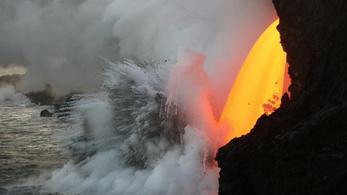 Kell-e pánikolni a hawaii vulkán miatt?