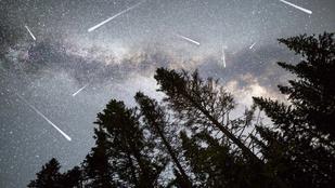 Csodálatos csillaghullás lesz ma éjjel: jönnek a Perseidák!