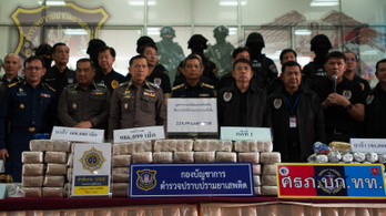 Ázsia belefullad a metamfetaminba