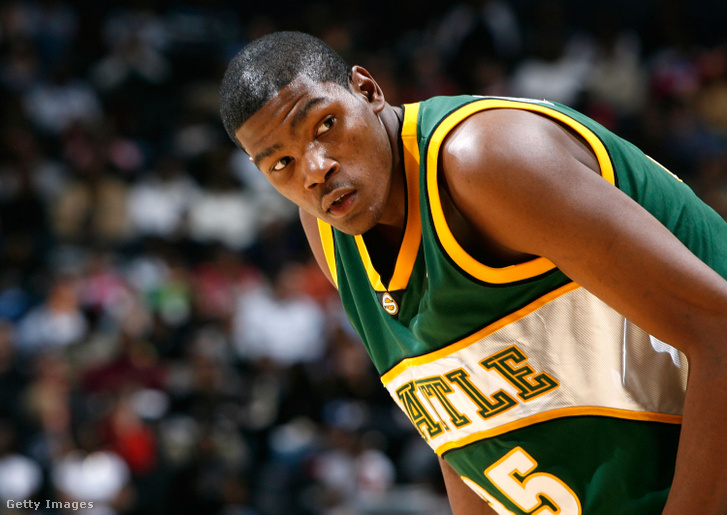 Kevin Durant (2007)