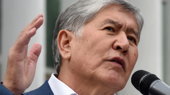 Különleges alakulatok próbálták elfogni a volt kirgiz elnököt