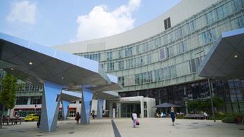 Bécs hipermodern kórháza olyan, mint egy pláza