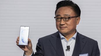 Varázspálcát kapott a Samsung Galaxy Note 10