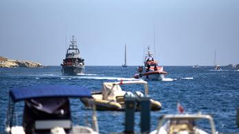 Málta nem engedi tankolni a civil mentőhajókat