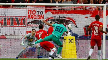 Hazard megszerezte az első gólját a Real Madridban