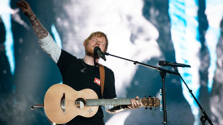 Ed Sheeran kimaxolta az utcazenét