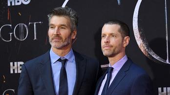 A Netflix 200 milló dollárért igazolta le a Trónok harca alkotóit