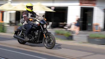 Harley-Davidson Street 750 - 2019.