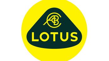 Új jelvényt kap a Lotus