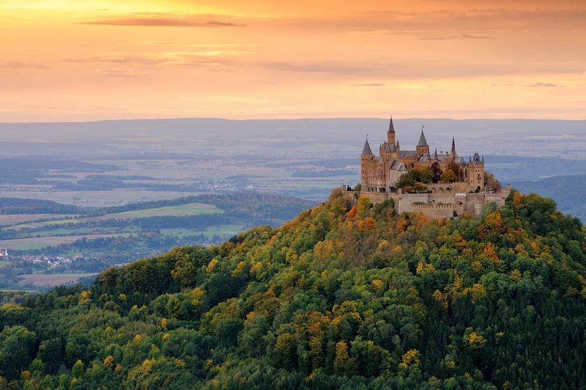 Európa leggyönyörűbb kastélyai és várai: a mesékben sem látni szebbet