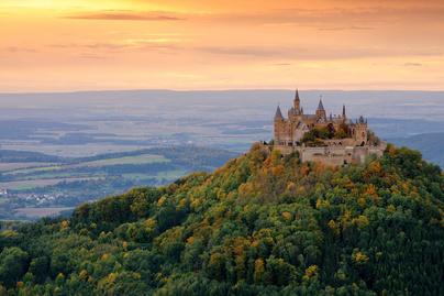 Hohenzollern kastely