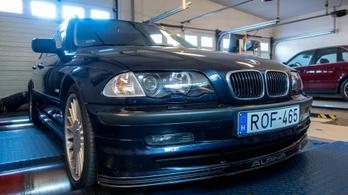 Totalcar Erőmérő: BMW Alpina B3 3.3