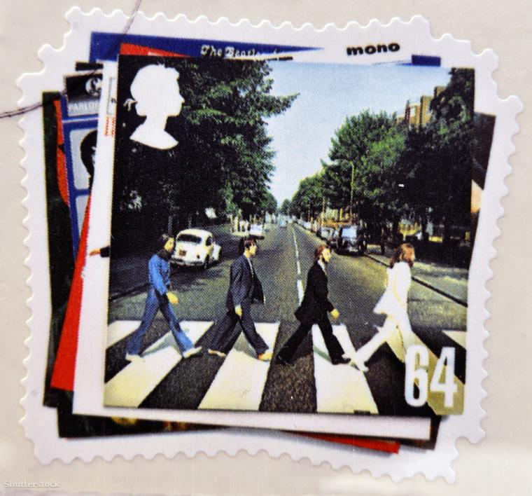 Az Abbey Road az egykor Beatles által is használt hangstúdió előtt található, az együttes tagjai a kreatív menedzser ötletén felbuzdulva sétáltak végig a zebrán