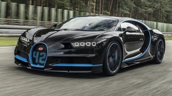 Jöhet az 500-zal száguldó Bugatti