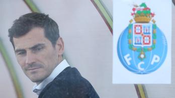 Nem mondtak le Casillasról a szívinfarktusa után