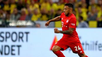 Öt perc alatt rúgott négy gólt a Bayern világbajnoka, 23-0 lett a vége