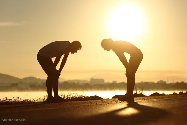 Magas intenzitású edzés