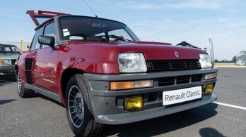 Renault Turbo modellek