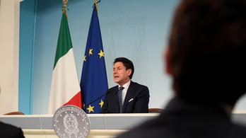 Bizalmatlansági indítványt nyújtottak be az olasz miniszterelnök ellen