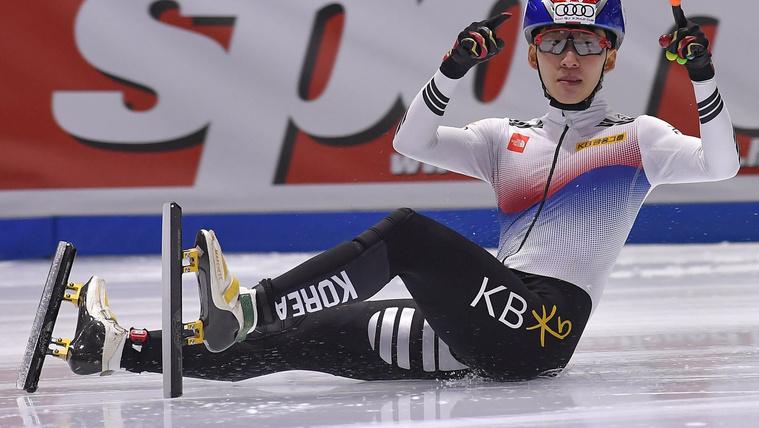 Lehúzta csapattársa nadrágját, egy évre eltiltották az olimpiai bajnokot