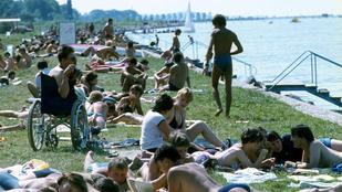 Régi képek bizonyítják, hogy minden változik, de a Balaton alig