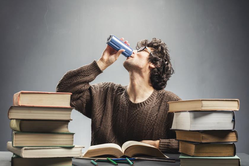 energiaital fiatal egészségtelen