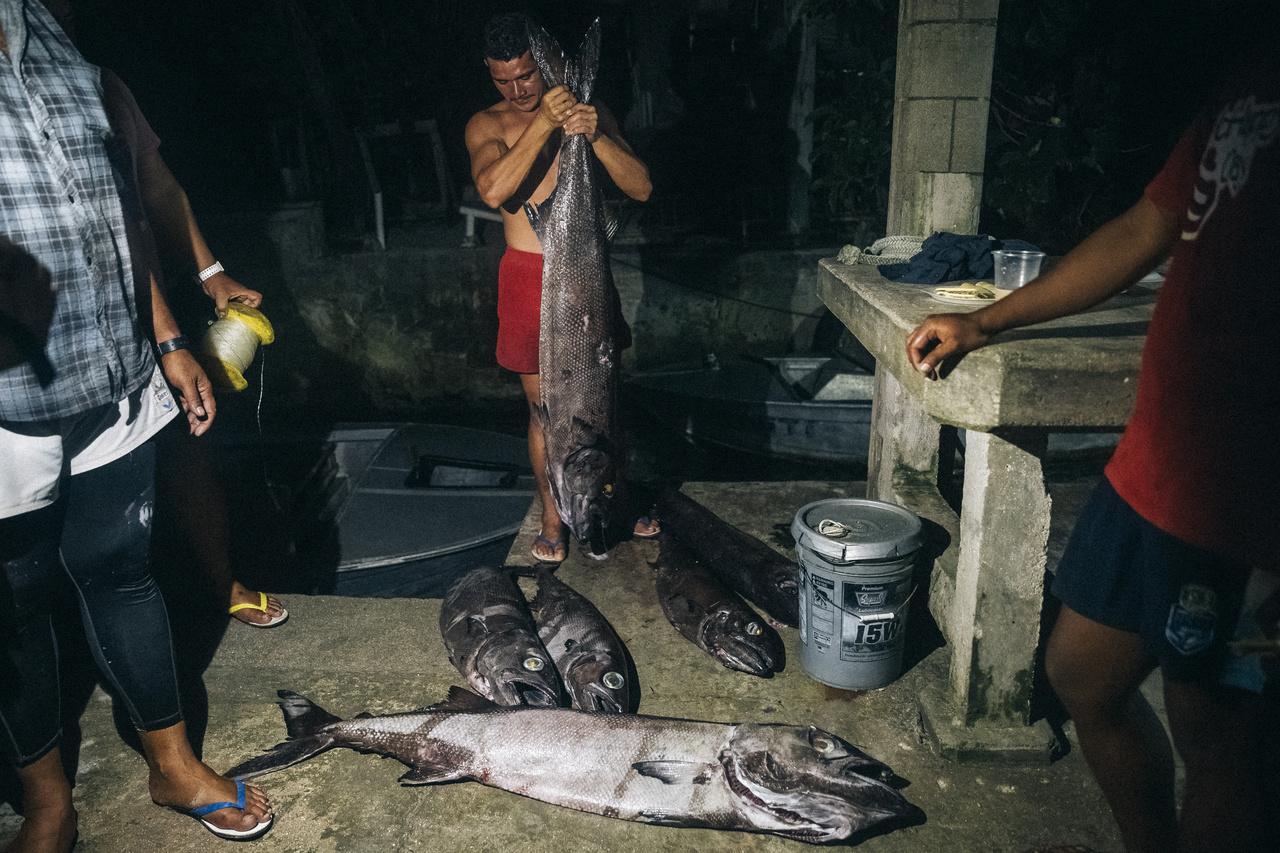 Tokelauban a halászatnak egy nagyon szép hagyománya van, ez a taula. A lényege, hogy mindenkinek jusson hal. A halászatban a falu összes férfija részt vesz, és a fogásból mindenki annak megfelelően kap, hogy hányan vannak a családban. 2013–2014 között óriási korallfehéredés sújtotta a régiót, Guam koralljainak fele elpusztult. Bár most mintha javult volna a helyzet, a klímaváltozás miatt bármikor visszafordulhat a folyamat. A korallok számos halnak biztosítanak élőhelyet, ezért pusztulásukat a halászok is megszenvedik.
