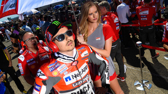 Lorenzo visszamenne a Ducatihoz?