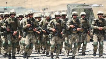 Befejeződött a NATO-hadgyakorlat Grúziában