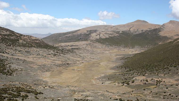 Negyvenezer éves település nyomaira bukkantak 3500 méteren