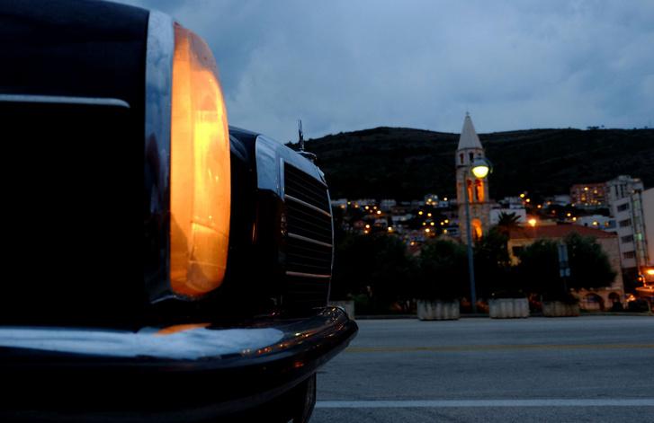 Lámpák Dubrovnikban