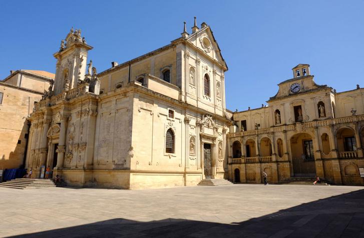 Leccei főtér