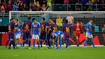 Hétfőnként nem lehet focizni Spanyolországban