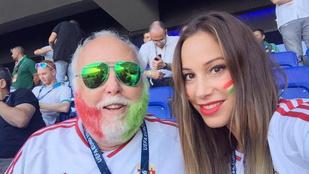 Vajna Tímea Puskás Ferencről akar filmet forgatni