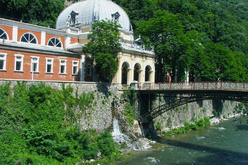 Ez volt Sissi hercegnő kedvenc fürdőhelye: mára szellemvárossá vált