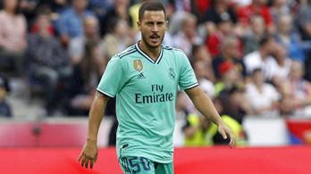 Modrić nem engedett, C. Ronaldo mezszámát kapta Hazard a Realnál