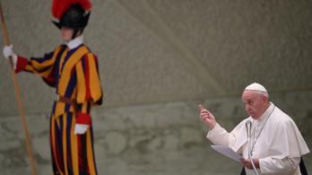 Ferenc pápa szerint Európában ma Hitler 1934-es beszédét idézik egyes politikai szónoklatok