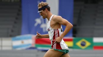 Demeter Bence olimpiai kvótát szerzett az öttusa Eb-n