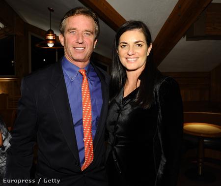 Robert és Mary Kennedy még egy párként 2010-ben