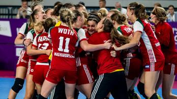 Európa-bajnoki aranyérmes a magyar U17-es leány kéziválogatott