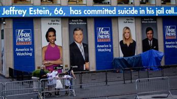 Az elvileg szigorúan felügyelt Epsteint pont magára hagyták a cellájában, mielőtt öngyilkos lett