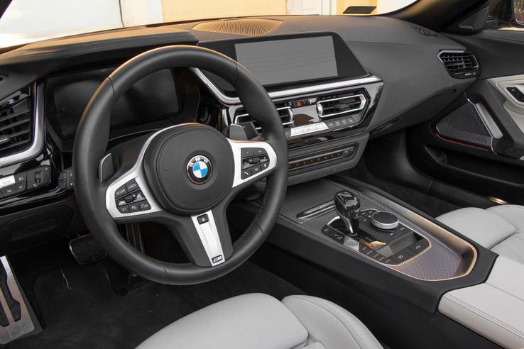 Szabvány BMW beltér