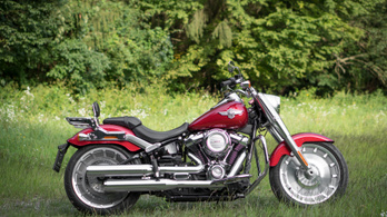 Harley-Davidson Fat Boy – 2019.