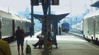 Gázolt az Intercity a Városligetnél