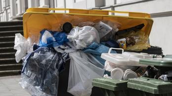 A műanyag zacskók teljes betiltását tervezik Németországban