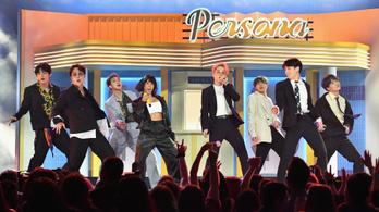 Pihenőre megy a BTS, a világ legnépszerűbb k-pop zenekara