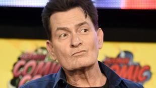 Charlie Sheen nem veszi magához az ikreit, hiába került elvonóra az anyjuk