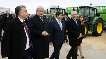 Csányi Sándor és Mészáros Lőrinc cégei fölözik le a mezőgazdasági támogatások javát