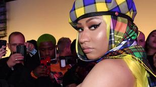 Nicki Minaj elég agresszíven oltja az oldalán gyűlölködőket