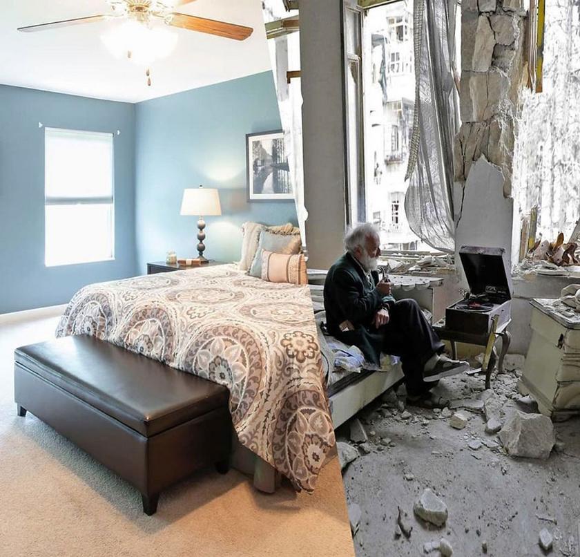 Míg sokan abban a szerencsés helyzetben vannak, hogy akár lakberendező segítségével alakíthatják át a hálószobájukat, másoké romokban hever.